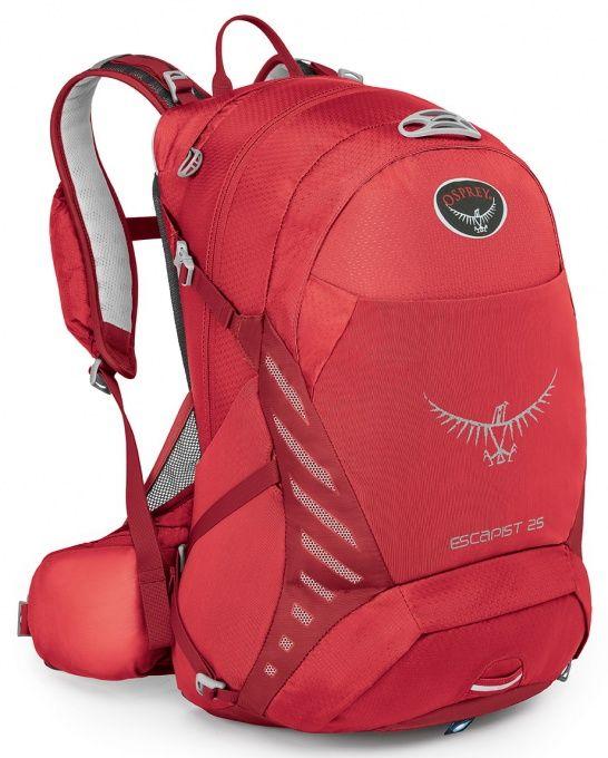 batoh OSPREY Escapist 25 cayenne red - S/M