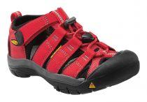Dětský sandál KEEN Newport H2 Junior Ribbon Red / Gargoyle