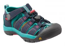 KEEN Newport H2 Junior Midnight Navy / Baltic