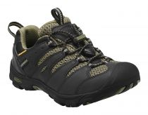 Keen Koven Kids Low Waterproof Black Burnt / Olive