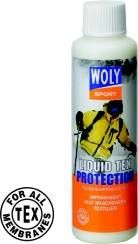 Impregnace na textilie Woly Sport LIQUID TEX PROTECTION 250ml