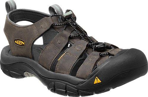 Lehké sandály KEEN Newport Men Neutral Gray / Gargoyle