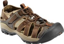 KEEN Owyhee  Men Slate Black / Rust sbrt