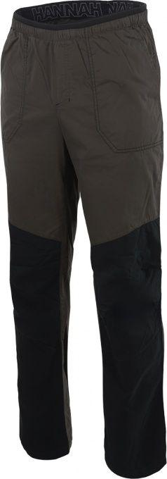 Pánské kalhoty Hannah Blog Earthy / Stretch Limo