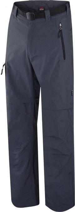 Pánské kalhoty odpínačky Hannah Talbot Antracite