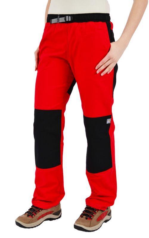 Pánské kalhoty Rejoice Fat Moth červeno / černé