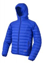 Warmpeace Nordvik ultramarine péřová bunda | XL, XXL, XXXL