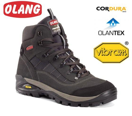Treková obuv Olang Tarvisio Antracite - 41
