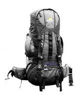 Batoh Corazon Eiger 55 šedý / černý