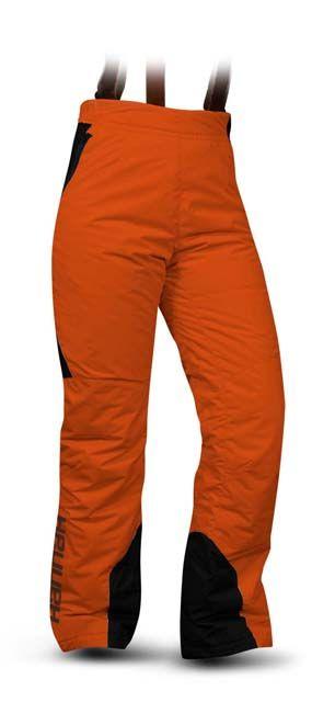 HANNAH GLEN II reflector/anthracite Dámské lyžařské kalhoty - 38+
