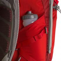 Osprey Ariel 55 III Vermillion Red TOP dámský batoh