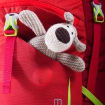 Osprey Jet 18 Strawberry Red Dětský batoh 8 až 15 roků