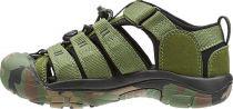 KEEN Newport H2 Junior Crushed Bronze Green Dětský sandál