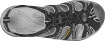 KEEN Whisper W Black/Neutral Gray Dámský sandál