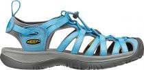 KEEN Whisper W Alaskan Blue/Neutral Gray Dámský sandál
