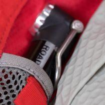 OSPREY Verve 9 Scarlet Red dámský cyklistický batoh s 2,5l vodním rezervoárem