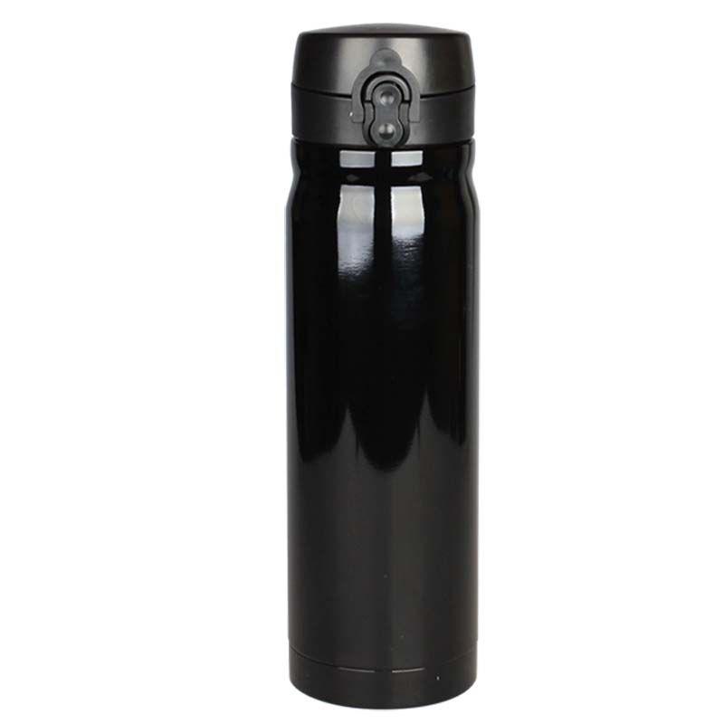 Yate Flip Top 0.5 L černá termoska