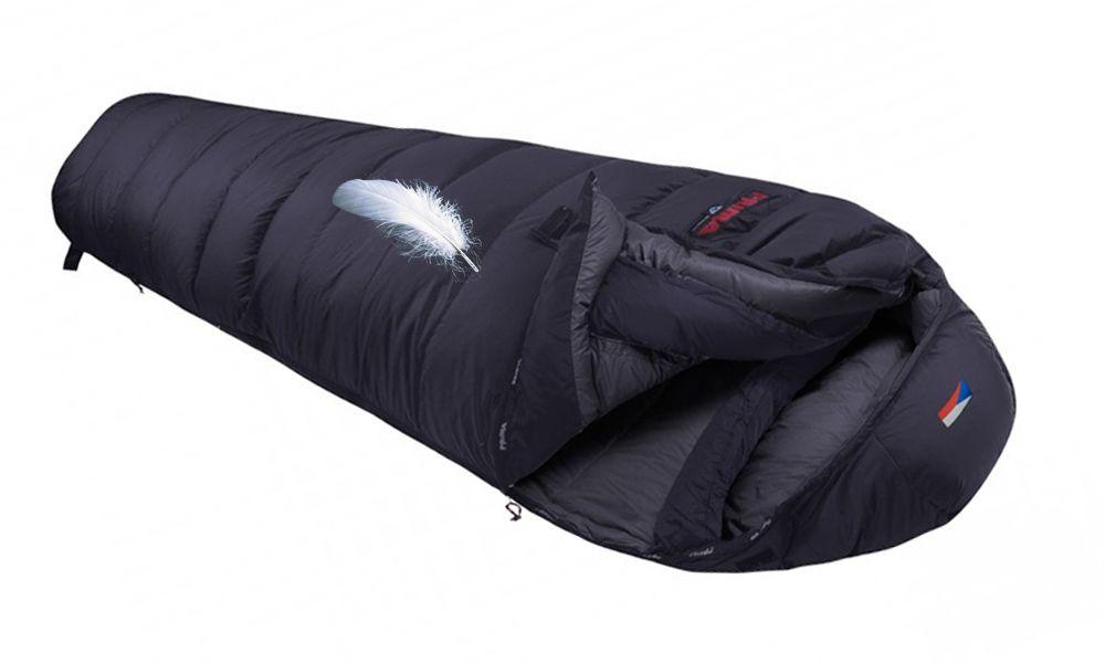 Prima Polar 1000 Péřový spacák