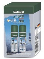 Collonil Outdoor Activ Combi Set Textile Wash+Wash in Protector