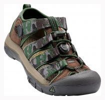 KEEN Newport H2 Junior Cascade Brown / Kamo