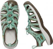 KEEN Whisper W Malachite / Silver Birch dámský sandál