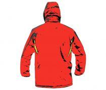 RVC TeeZee bunda červená Fiery