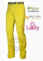 Warmpeace Comet Lady Mustard Dámské lehké kalhoty