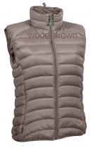 Warmpeace Swan lady vesta wood brown