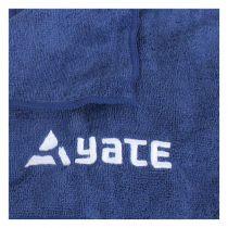 Yate cestovní ručník modrý