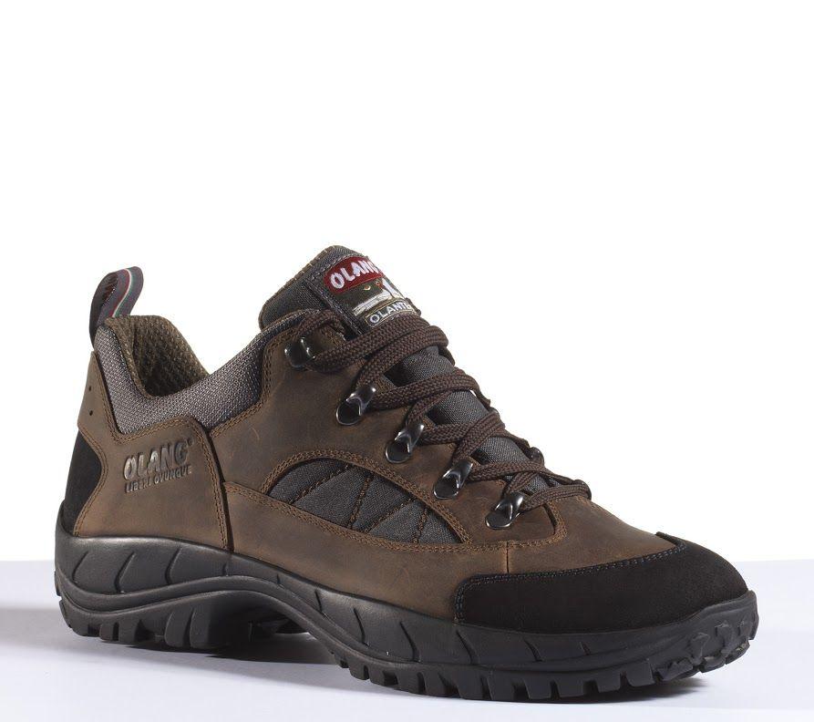 Olang Canyon Cuoio treková obuv