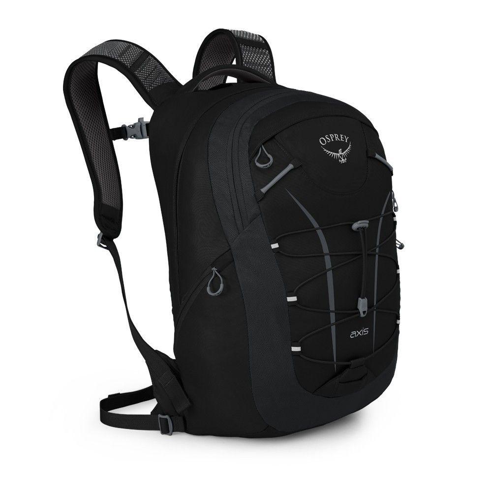 """Osprey Axis 18 II Black s kapsou na laptop či tablet 15,4"""""""