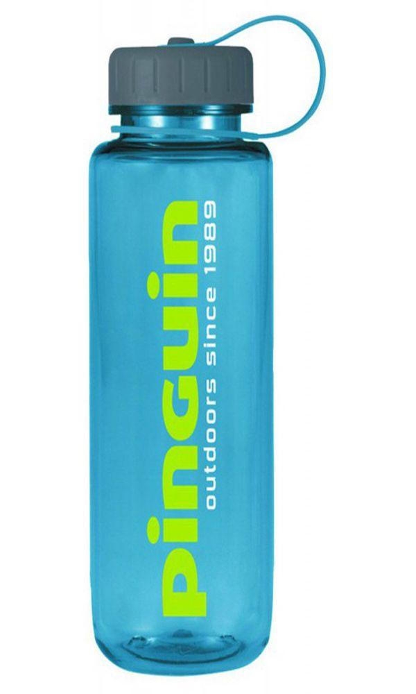 Pinguin Tritan Slim Bottle 1l Blue láhev