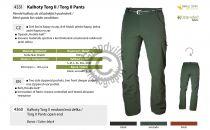 Warmpeace Torg II black kalhoty pánské