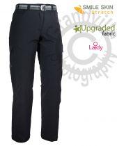 Warmpeace Torpa II Lady black kalhoty