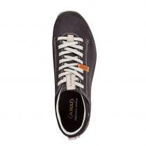AKU Bellamont Suede GTX Dark grey-White Outdoorová obuv