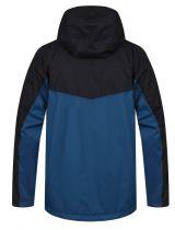 Hannah Felder Anthracite / Moroccan blue bunda