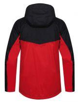 Hannah Felder Anthracite / Racing red bunda
