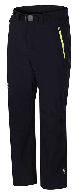Hannah Garwyn Anthracite / Green Pánské kalhoty