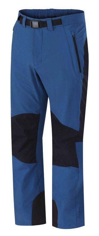 Hannah Garwyn Moroccan blue / Anthracite Pánské kalhoty