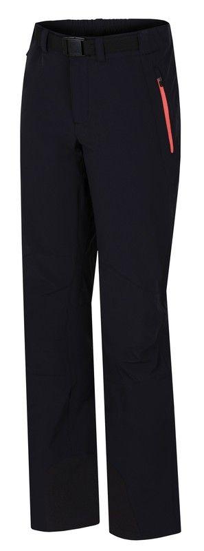 Hannah Garwynet Anthracite / Pink dámské kalhoty