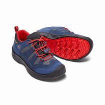 KEEN Hikeport WP JR Dress blues / Firey red