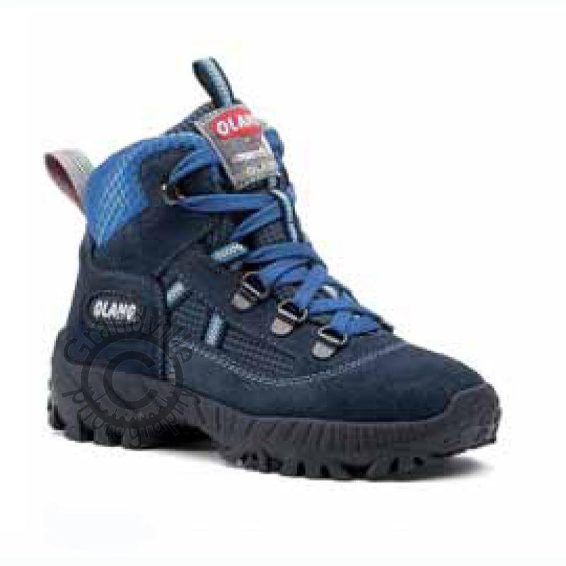 Olang Cortina Kid Blu / Blu dětská treková bota